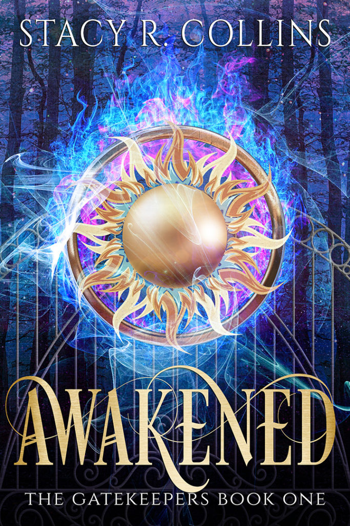 Book Cover: Awakened